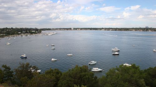 Swan River vista